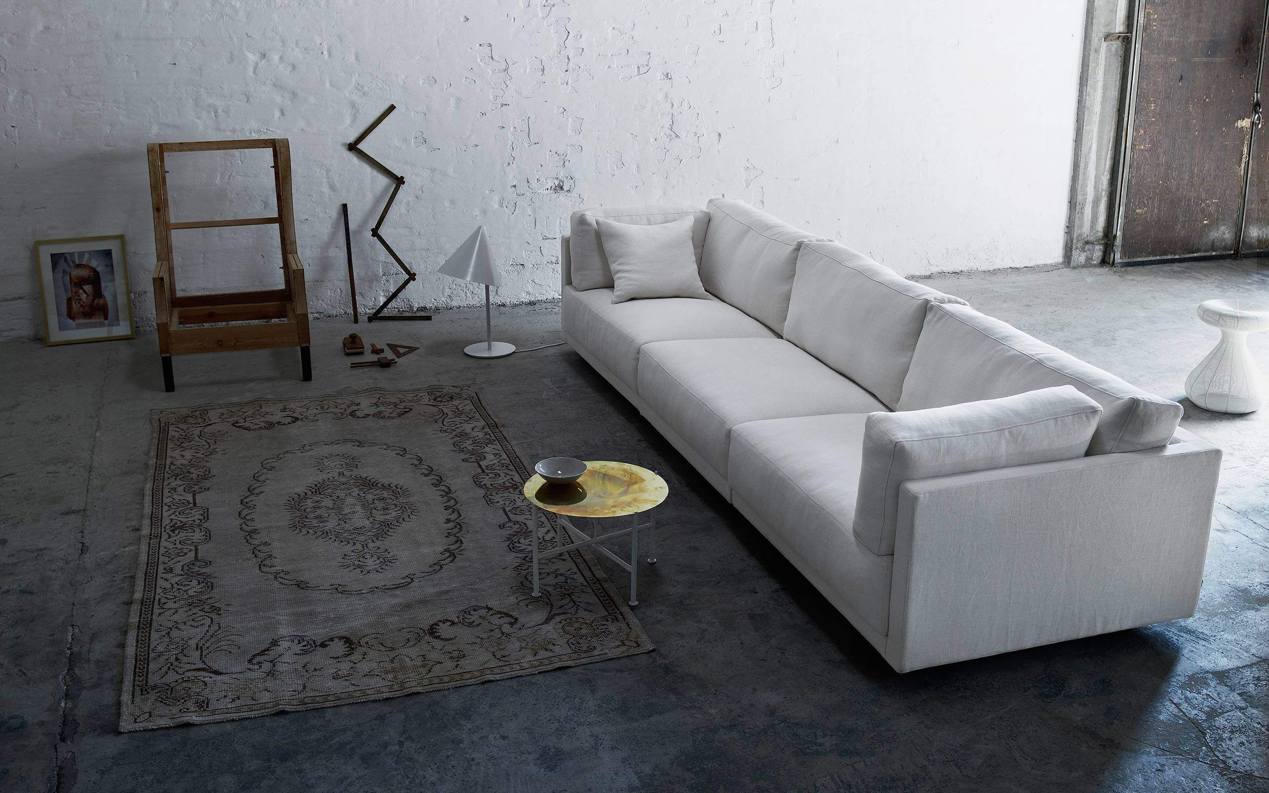 Krypton Sofa Eilersen Sofas Modern Furniture San Francisco